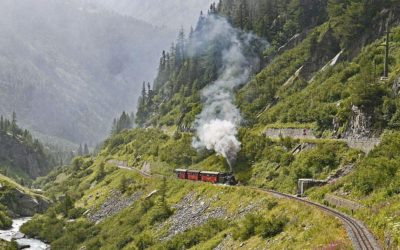 6 Of The Most Scenic And Luxurious Train Journeys In The World